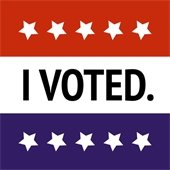 I Voted pic