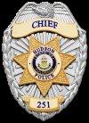 hudson police logo