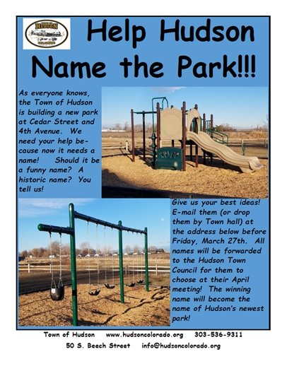 name the park flier